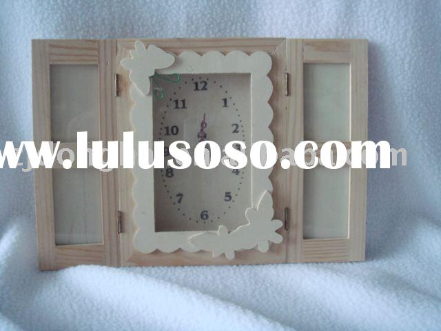 wooden clock ,table clock,promotional clock,desk clock