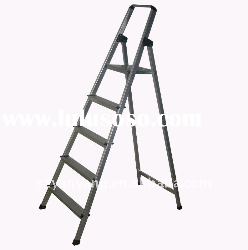 Small Aluminum Ladder : Wooden small step ladders