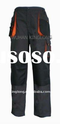 work pants with beauty look/comfortabe /durable/cargo work pants/ work pants with knee pads