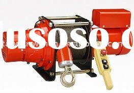 1000kg electric boat anchor winch
