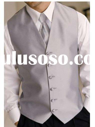 100% Wool custom made men vest waistcoat tailcoat vast --fit your body well brand CTD