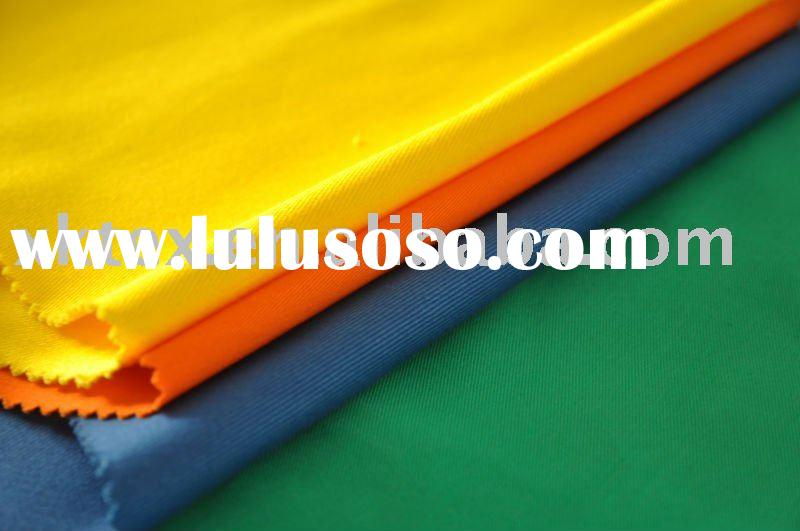 100%cotton flame retardant twill fabric for garment