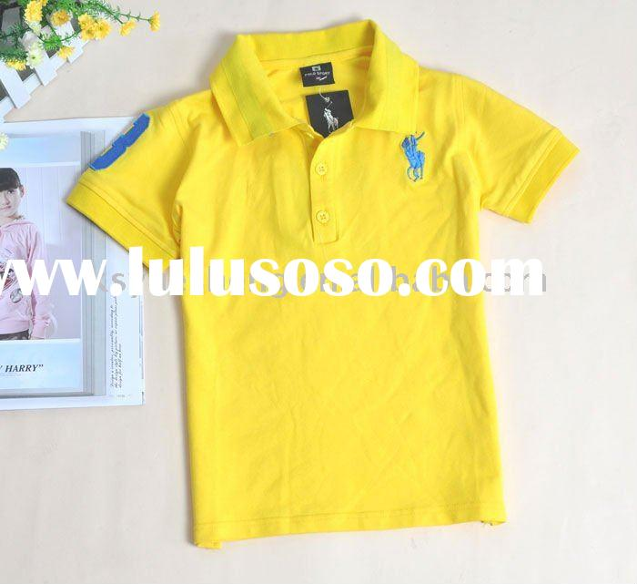 100% organic cotton/ bamboo fiber baby boys t-shirt /cool style/eco-friendly
