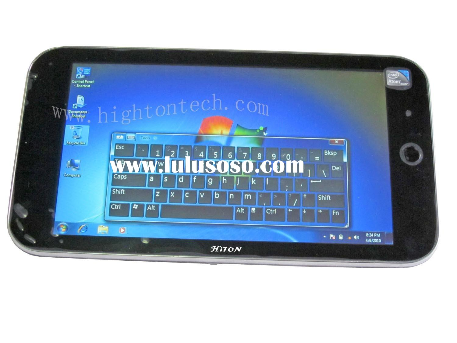 "10"" Capacitive Touch Screen UMPCs MID laptop Notebook Computer with Capacitive Touch Screen"