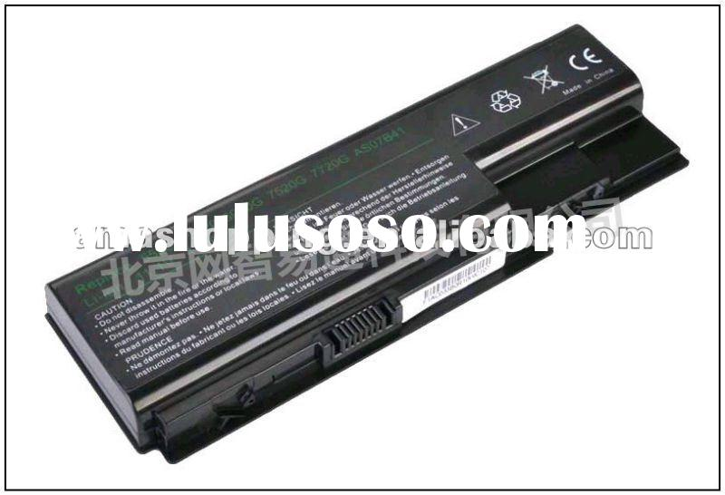 11.1v 4400mah laptop battery for Acer Aspire 5220 7220