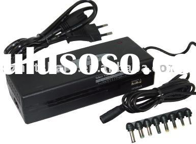 120W AC universal laptop power adapter