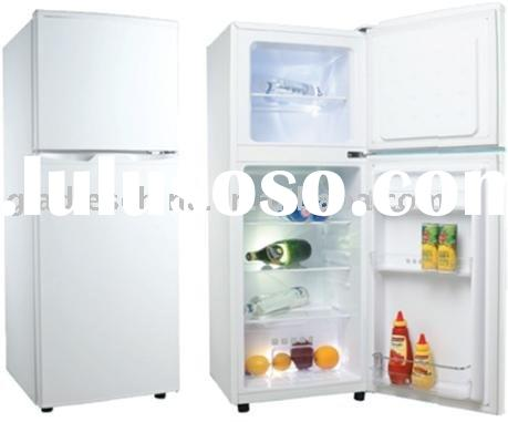 128L 620W Manual Defrost home refrigerator with CB/CE