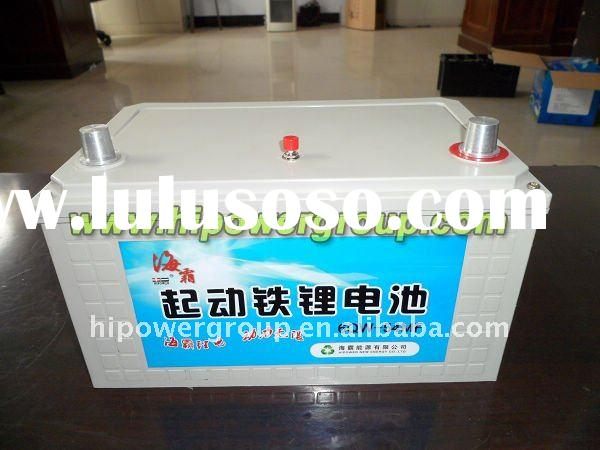 12V Automotive battery