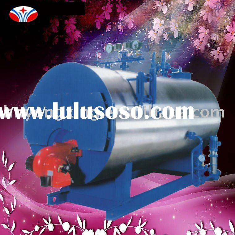 12.5 bar horizontal boiler for steam turbine generator