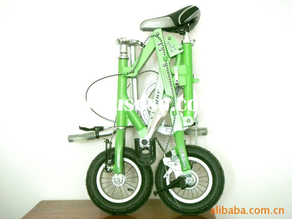 Collapsible Bikes Lightweight folding bicycle