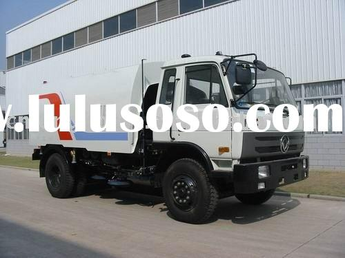 12m3,14m3 Hydraulic Lifter Garbage Truck,Rear Loader Refuse Compactor,Swing Arm Container Refuse Col