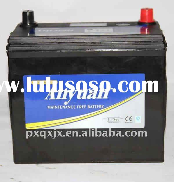 12v 75D23L Super Starting Long Life Sealed MF Car Battery