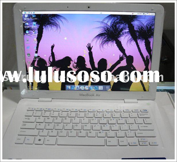 "13""inch laptop computer with web cam and WLAN, brand new laptop, cheap laptop with fashion desi"