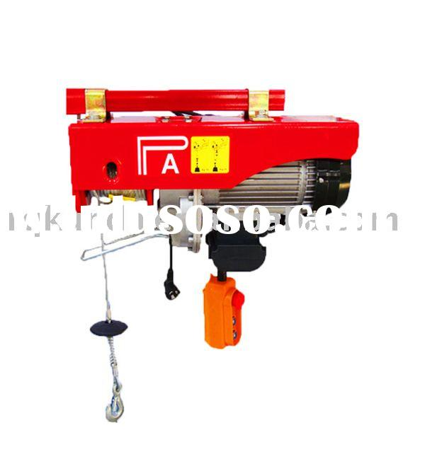 150/300KG wire rope electric hoists