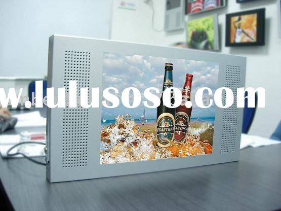 """15"""" Promotional Display, wall mounted advertisement Player, Digital advertising poster, video p"""