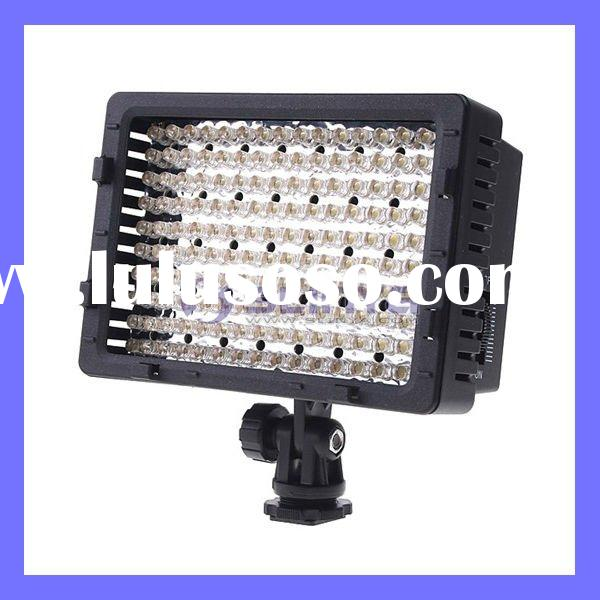 160 LEDS 9.6W LED Video Light Lighting Camera Light