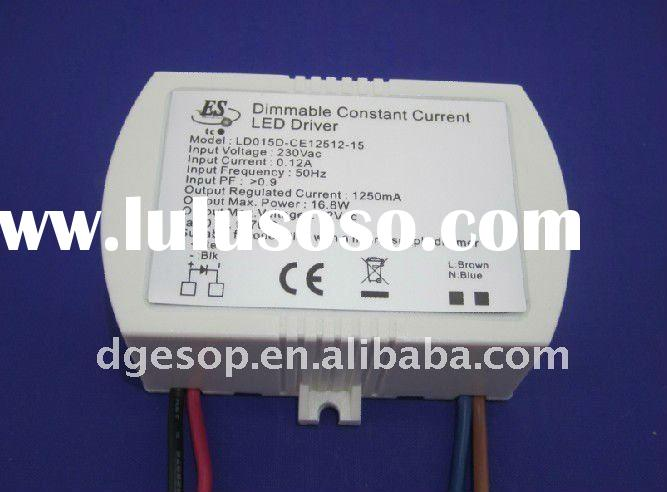 16.8W Dimmable LED Driver by Triac Dimming