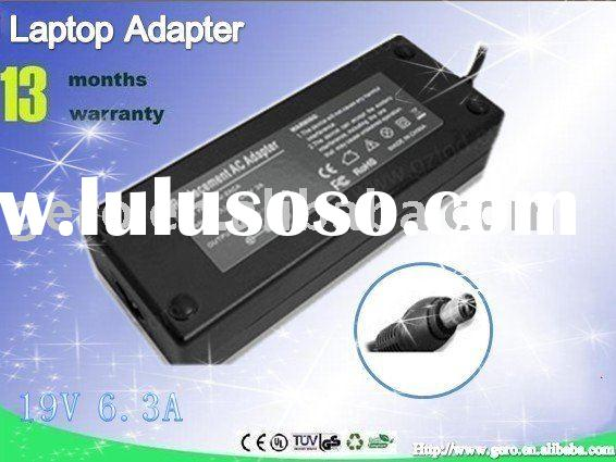 19V 6.3A 120W Laptop AC Adapter For Toshiba Satellite A200 /A135/A130Series