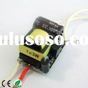 1*3W naked high power led driver with special price!!!