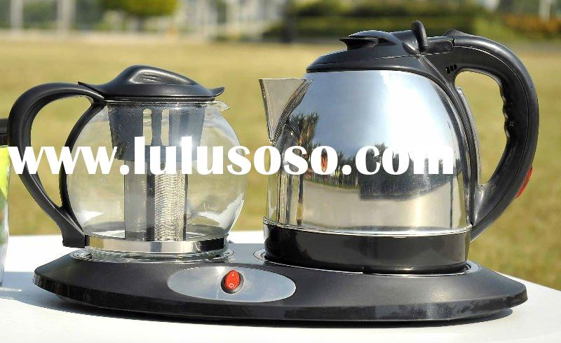 Alpine cuisine electric teapot alpine cuisine electric for Alpine cuisine tea kettle