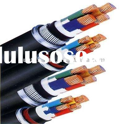 1.9 / 3.3 (3.6) kV XLPE INSULATED ARMOURED PVC SHEATHED CABLES