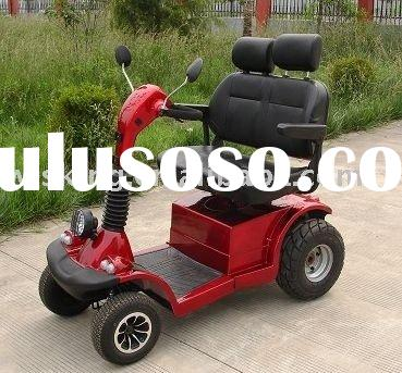 2009 new large wheel large battery 100AH MOBILITY SCOOTER HANDICAPPED SCOOTER GOLF SCOOTER