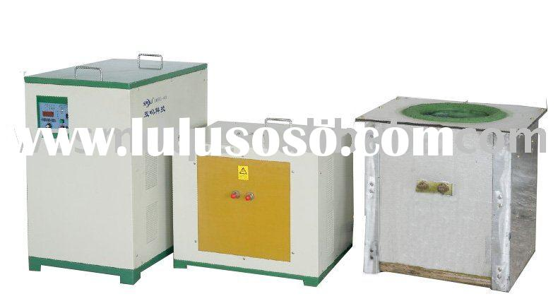 200KG copper Induction Furnace