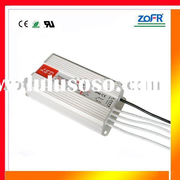 200W Waterproof switching power supply,LED driver