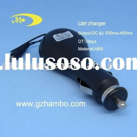 2010 New cell phone car charger
