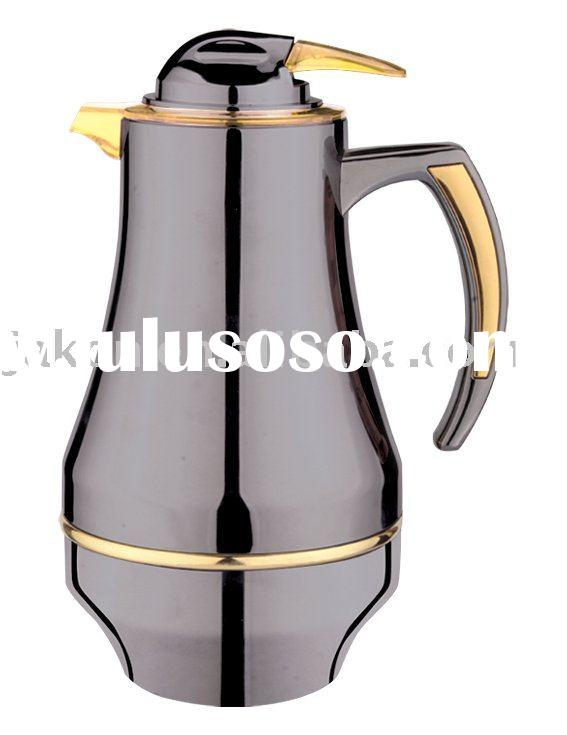 2010 newest elegant design coffee pot thermos flask