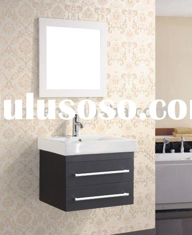 2011 HOT! Modern Model 2073 Glossy Lacquer Plywood Bathroom Cabinet