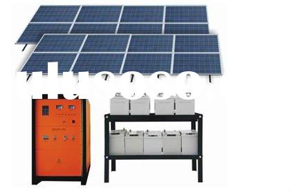 2011 High Efficiency Solar Power Systems 5KW