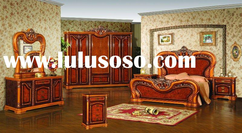 2011 Hot Sell Classical Wooden Bedroom Furniture&French Bedroom Furniture&European Furniture