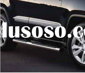 2011 JEEP GRAND CHEROKEE CHROME SIDE STEPS