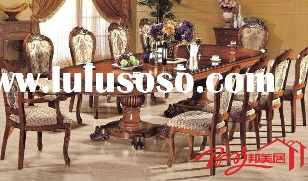 2011 New Style Wooden Dining Room Furniture Set BY805