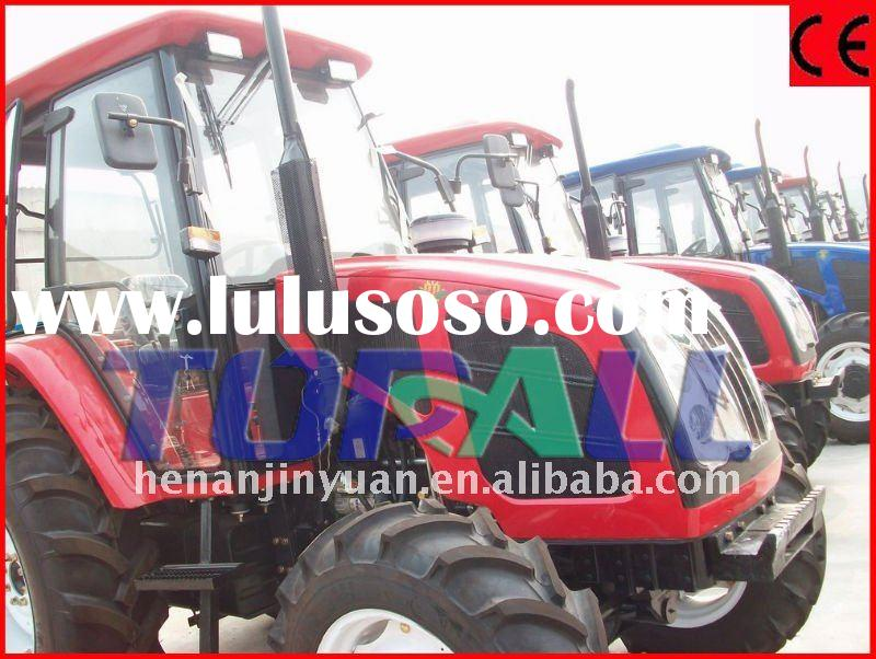 2011 Salable Agricultural Farm Tractors and macthed implements with CE