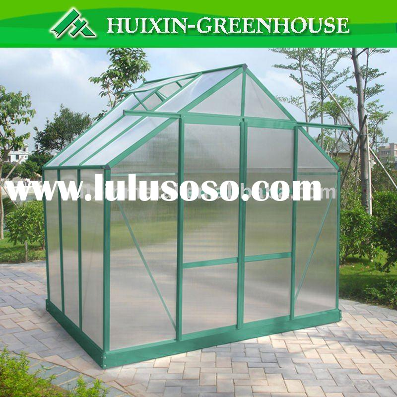 2011 most widely used greenhouse kits HX65125-1