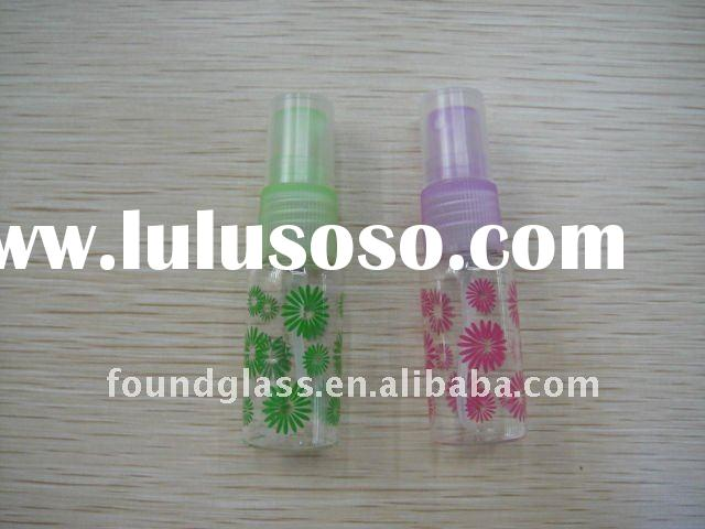2011 new 5ml small glass perfume bottle new design pure glass perfume bottle FG-8