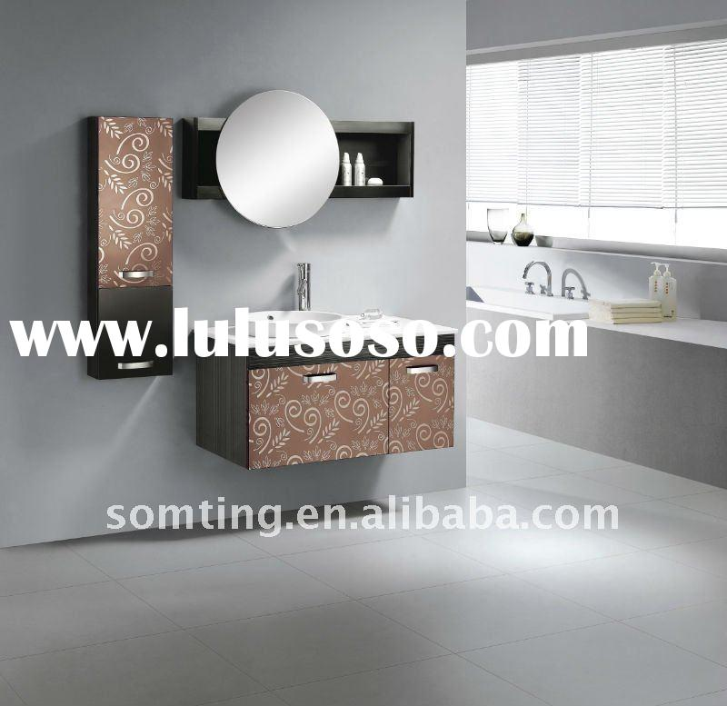 2011 style bathroom cabinet with mirror
