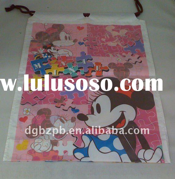 2012 2012 christmas gift plastic bag with printing for gift.candy packing