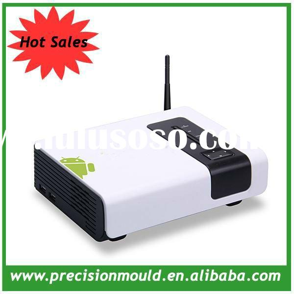 2012 Hot New tuner dvb-t2 android tv box, 1080P media player