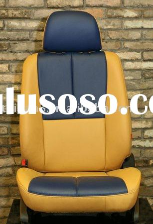 2012 Hot Popular Genuine Leather Auto Seat Cover