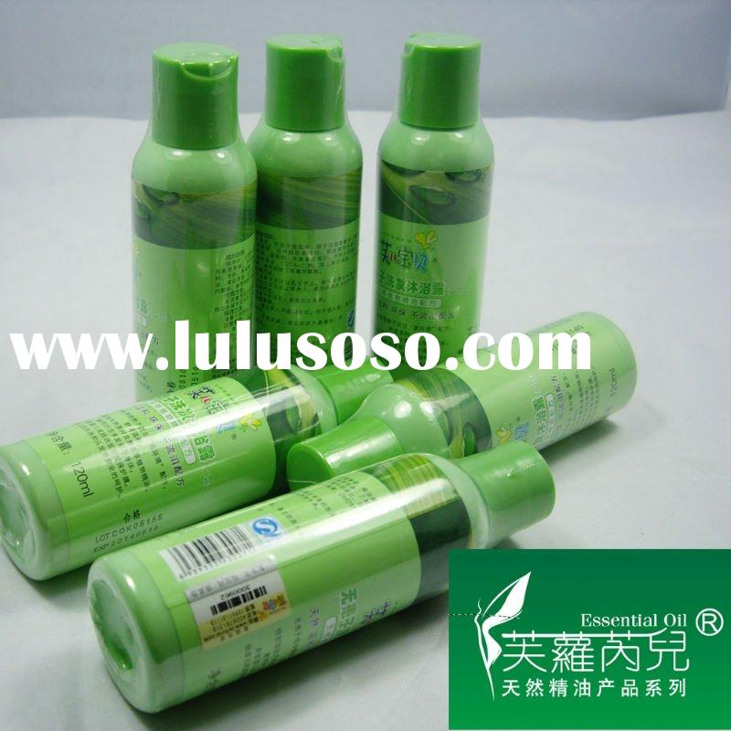 2012 New Product Soapberry baby skin care hair and body liquid