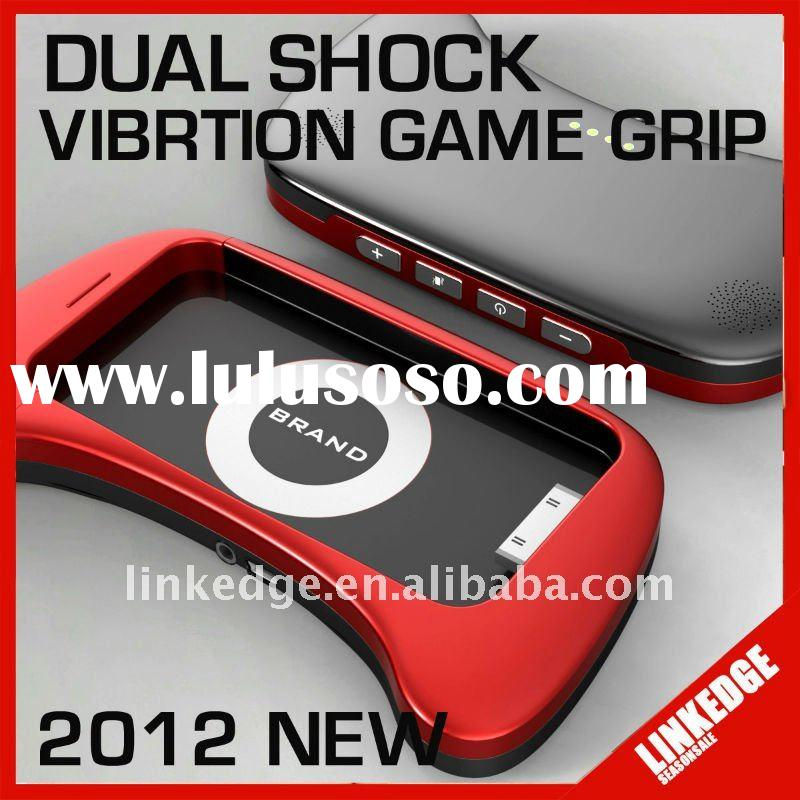 2012 Newest for iPhone accessories:Vibration Gamepad for iPhone 4S 4, with arcade Joystick, for iPho