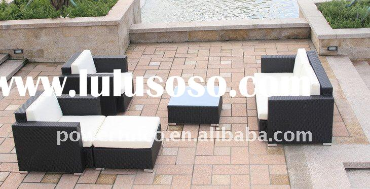 2012 Outdoor/Garden Rattan Sofa