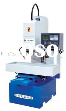 milling machine cnc milling machine iso 9001 we tengzhou city good cnc
