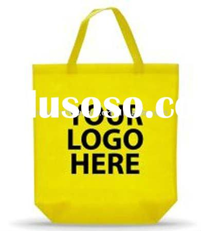 2012 fashionable pp non woven shopping bag