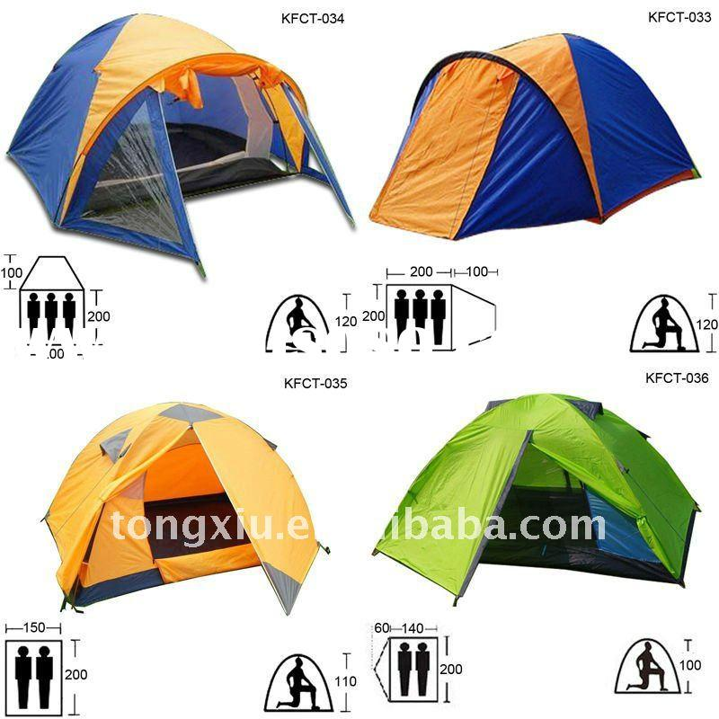 2012 high quality family camping tents