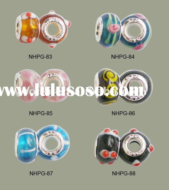 2012 newest style wholesale lampwork glass beads