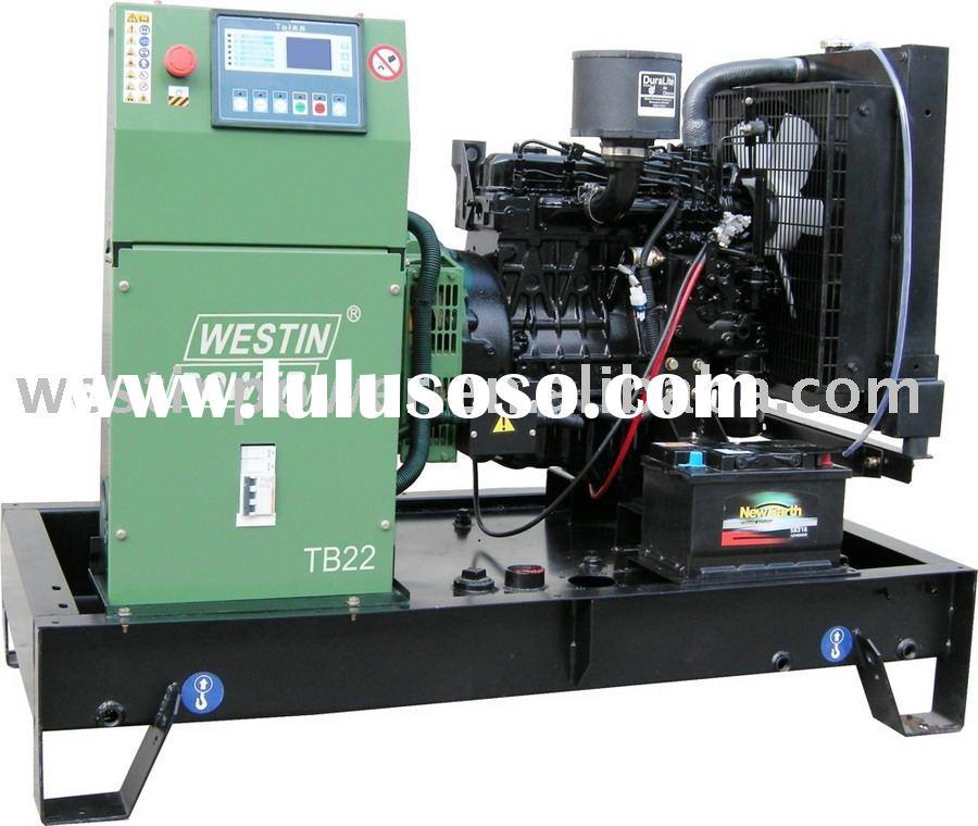 20kva generator, diesel generator, generating set powered by Kubota Engine, coupled with Stamford al